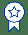 CAP experience badge icon