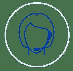 CAP response team communication icon