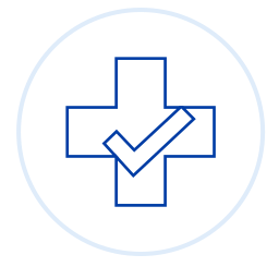 CAP comprehensive travel assistance safety icon