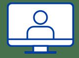 CAP computer monitor