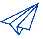CAP paper airplane icon