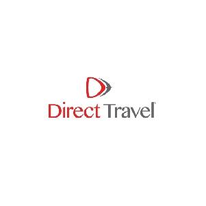 Direct Travel Logo
