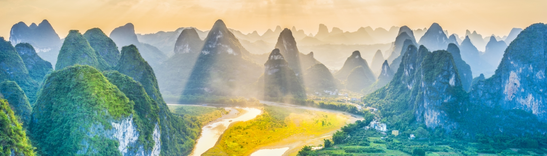 CAP Landscape of Guilin